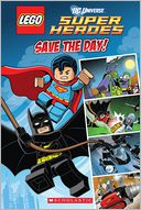 LEGO DC Superheroes by Scholastic: Book Cover