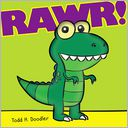 Rawr! by Todd H. Doodler: Book Cover