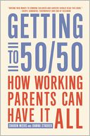 Getting to 50/50 by Sharon Meers: Book Cover