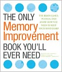The Only Memory Improvement Book You'll Ever Need by Charles Timmerman: Book Cover