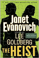 The Heist (B&N Exclusive Edition) by Janet Evanovich: Book Cover