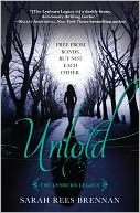 Untold (The Lynburn Legacy Book 2) by Sarah Rees Brennan: Book Cover