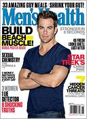 Men's Health - US edition by Rodale: NOOK Magazine Cover
