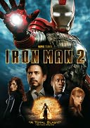 Iron Man 2 with Robert Downey Jr.