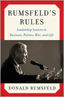 Rumsfeld's Rules by Donald Rumsfeld: NOOK Book Cover