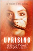 Uprising by Jessica Therrien: Book Cover