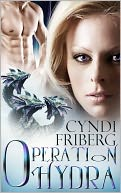 Operation Hydra by Cyndi Friberg: NOOK Book Cover