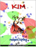 Kim by Rudyard Kipling: NOOK Book Cover