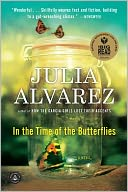 In the Time of the Butterflies by Julia Alvarez: NOOK Book Cover