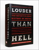 Louder Than Hell by Jon Wiederhorn: Book Cover