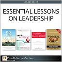 Essential Lessons on Leadership (Collection) by Jon Huntsman: NOOK Book Cover