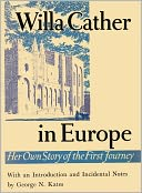 Willa Cather In Europe by Willa Cather: NOOK Book Cover