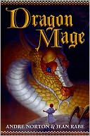 Dragon Mage by Andre Norton: NOOK Book Cover