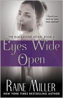 Eyes Wide Open by Raine Miller: Book Cover