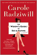 The Widow's Guide to Sex and Dating by Carole Radziwill: Book Cover