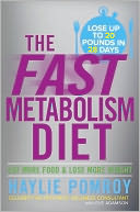 The Fast Metabolism Diet by Haylie Pomroy: NOOK Book Cover