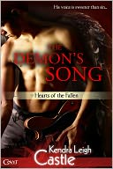 The Demon's Song by Kendra Leigh Castle: NOOK Book Cover