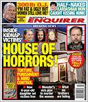 National Enquirer by American Media Inc.: NOOK Magazine Cover
