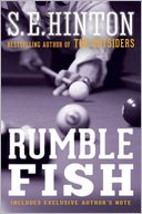 Rumble Fish by S. E. Hinton: Book Cover