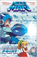 Mega Man 6 by Ian Flynn: Book Cover