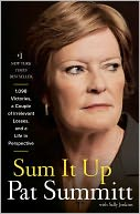 Sum It Up by Pat Summitt: Book Cover