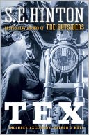 Tex by S. E. Hinton: Book Cover