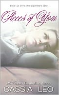 Pieces of You by Cassia Leo: NOOK Book Cover