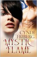 Mystic Flame by Cyndi Friberg: Book Cover