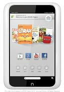 NOOK HD Tablet Snow 8GB by Barnes &amp; Noble: Reader Cover