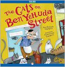 The Cats on Ben Yehuda Street by Ann Redisch Stampler: NOOK Kids Read to Me Cover
