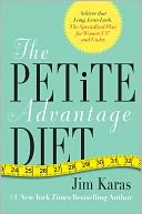 The Petite Advantage Diet by Jim Karas: Book Cover