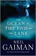 The Ocean at the End of the Lane by Neil Gaiman: Book Cover