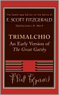 F. Scott Fitzgerald by F. Scott Fitzgerald: Book Cover