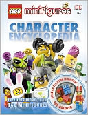 LEGO Minifigures by Dorling Kindersley Publishing Staff: Book Cover