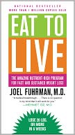 Eat to Live by Joel Fuhrman: NOOK Book Cover