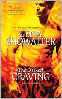 The Darkest Craving by Gena Showalter: NOOK Book Cover