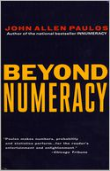 Beyond Numeracy by John Allen Paulos: NOOK Book Cover