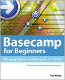 Basecamp for Beginners by Todd Kelsey: Book Cover