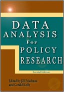 Data Analysis for Policy Research by Jill Friedman: NOOK Book Cover