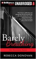 Barely Breathing by Rebecca Donovan: CD Audiobook Cover