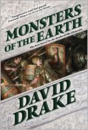 Monsters of the Earth by David Drake: Book Cover