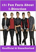 151 Fun Facts About One Direction by 1Direction Fanclub: NOOK Book Cover