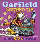 Garfield Souped Up by Jim Davis: Book Cover