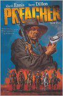 Preacher Book Three by Garth Ennis: Book Cover