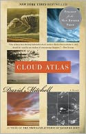 Cloud Atlas by David Mitchell: Book Cover