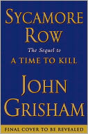 Sycamore Row by John Grisham: Book Cover