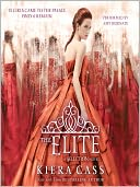 The Elite (Selection Series #2) by Kiera Cass: Audio Book Cover