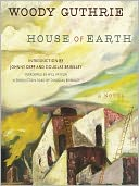 House of Earth by Woody Guthrie: Audio Book Cover