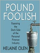 Pound Foolish by Helaine Olen: Audio Book Cover