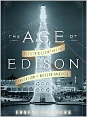 The Age of Edison by Ernest Freeberg: Audio Book Cover